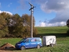 Overhead-nätverk - ny mastprestanda