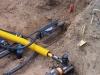 Husanslutningshylsa till NAYY-kabel