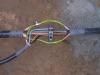 Husanslutningshylsa till NAYCWY-kabel